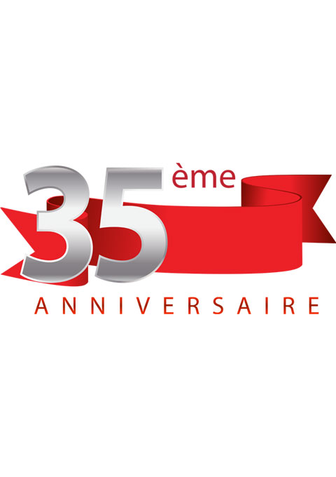 35 anniversaire Vitrerie des Experts - Glass Experts